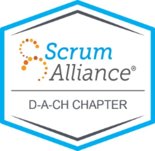 Scrum Alliance D-A-CH Chapter Seal