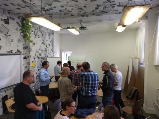 Scrum User Group Bern